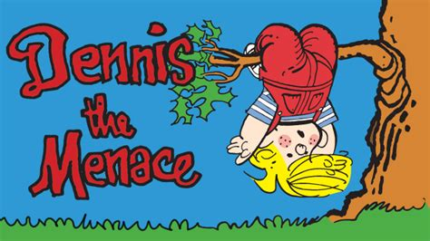 dennis the menace dennis the menace king features syndicate