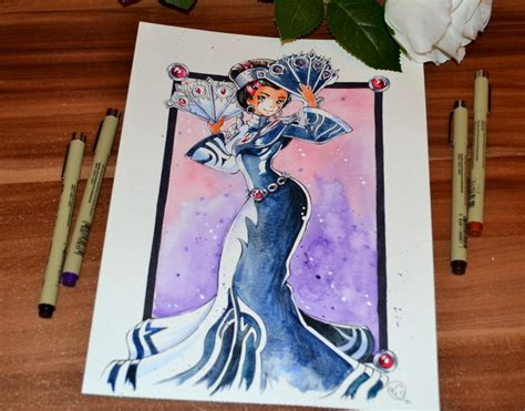 imagenes de karma rosenberg traditional karma by lighane on deviantart
