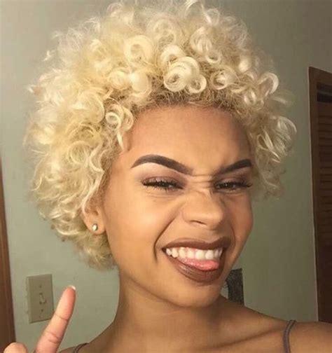 black platinum short haircuts 17 best ideas about blonde afro on pinterest blonde
