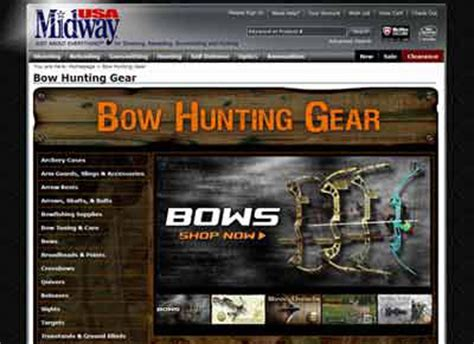 Midwayusa Gift Card - archery supplies midwayusa expands archery lines outdoorhub