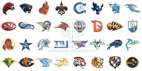Kaos Football Denver Broncos Alternate Logo 3 1997 Pres nfl forum nfl logos redesigned fanmade