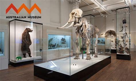 australian museum  sydney groupon