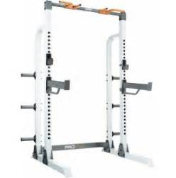 fitness gear pro half rack sports outdoors