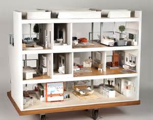 dollhouse modern 1000 images about modern doll house on pinterest contemporary beach house mini houses and