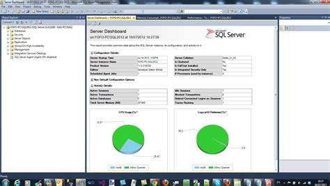 uc tales backup and restore user data after failed move using sql server 2012 performance dashboard reports dot