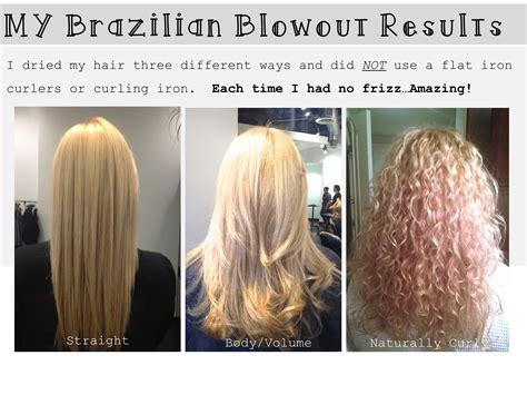 brazilianblowout short hair how to nano keratin results brazillian blow dry pinterest