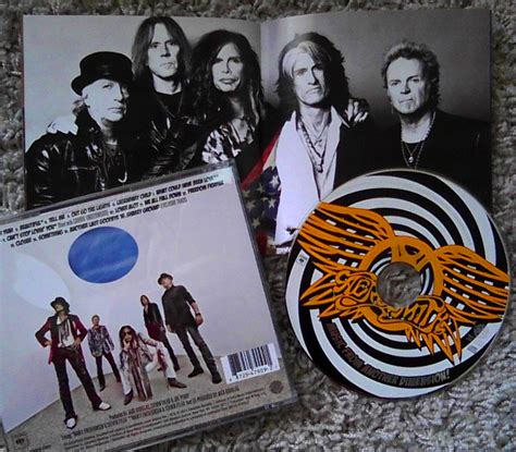 Cd Aerosmith From Another Dimension christopher show biz guru record review aerosmith quot from another dimension quot