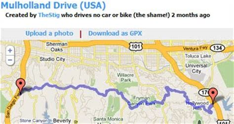 best driving routes maps mania the best driving routes on maps