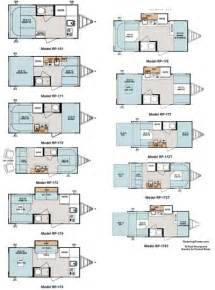 Rpod Floor Plans Roaming Times Rv News And Overviews
