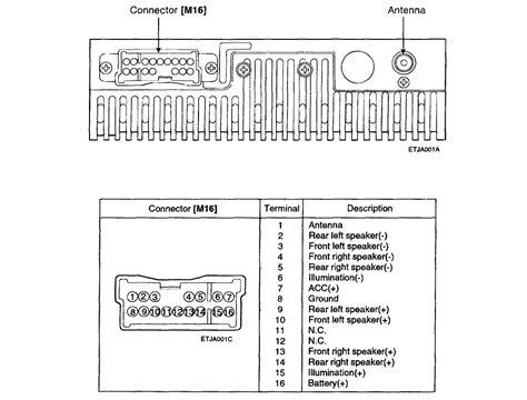 2006 hyundai getz stereo wiring diagram efcaviation