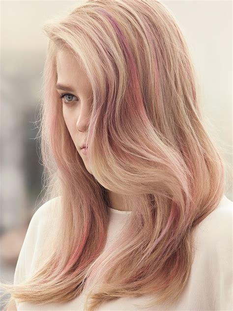 color or streaks in jlos hair best 25 blonde streaks in hair ideas on pinterest