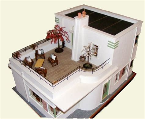 deco dollhouse plans dollhouses katina beales deco dollhouse