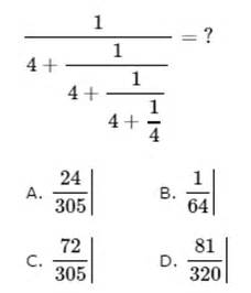 pattern questions geeksforgeeks aptitude simplification and approximation question 7