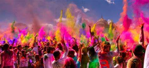 holi festival india rent a local friend