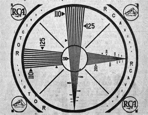 test pattern radio rca radcliffe related keywords suggestions rca