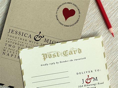 rsvp letter wedding invitations letter inspired wedding invitations