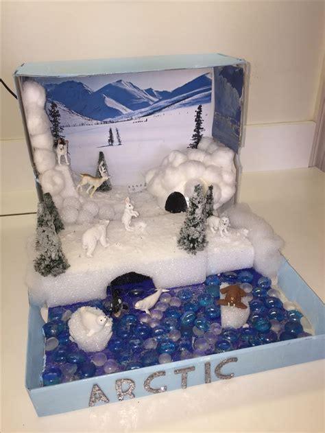 25 best ideas about dioramas on pinterest shadow box arctic habitat diorama www imgkid com the image kid