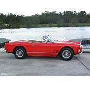 1962 Maserati 3500 Gt Vignale Spyder 1600 X 1200 Car Pictures