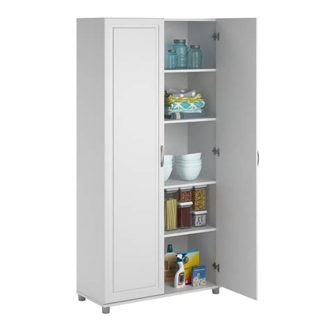 36 Storage Cabinet by Systembuild 36 Quot White Aquaseal Storage Cabinet