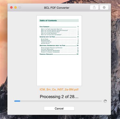 format file bcl bcl pdf converter user manual