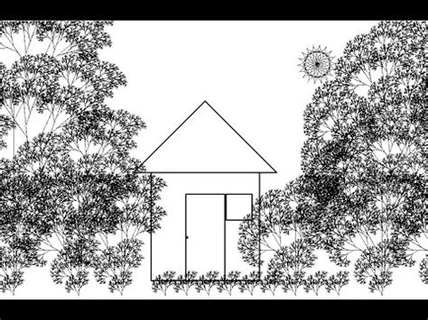 tutorial house logo full download how to use editor to draw a building in