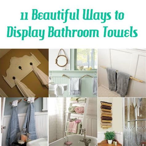 ways to display towels in bathroom ways to display towels in bathroom 28 images 11