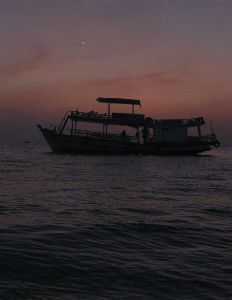 squid fishing at night from a boat more on phu quoc island chen la resort justadoodlin