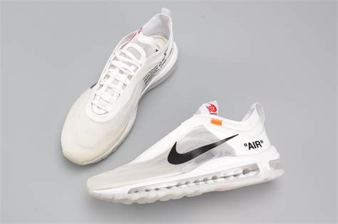 Kaos Offwhite White White 10 buy a nike white sneakers the fashion alists