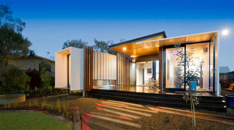 beautiful home gardens that won the 2015 asla awards aussie shipping container home wins design awards