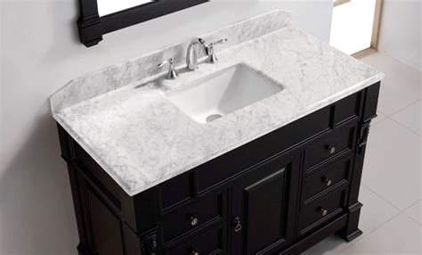 Bathroom Vanity Tops Only Bathroom Vanity Tops Diy Solution For Bath Counters