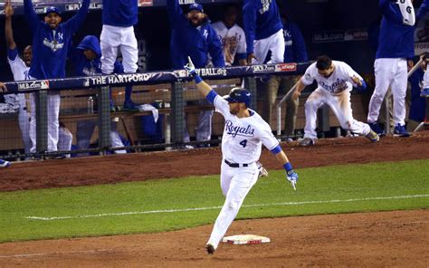 alex gordon house royals outlast mets in world series game 1 13 things to