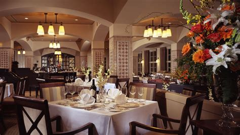 Hill Country Dining Room by Hill Country Restaurants Dining At Omni
