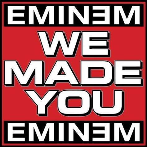 Eminem We Made You | eminem we made you official single cover hiphop n more