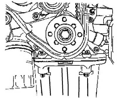 2005 Suzuki Forenza Belt Diagram I A 2004 Suzuki Forenza And When I Set The Timing The