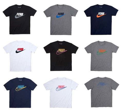 Tshirt Nike Swoosh R C f c r b x nike swoosh t shirt collection freshness mag