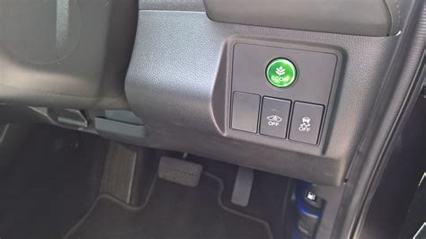 Honda Econ Button by Pengalaman Test Drive Honda Hrv
