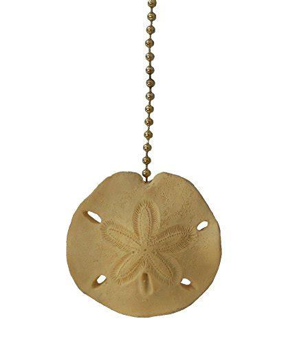 ceiling fan pull chain ornaments seashell sand dollar ceiling fan pull light chain