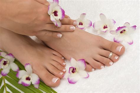 Manicure And Pedicure 4 basic types of pedicures and manicures at style