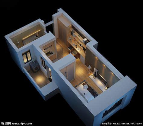 Model Home Interior Design Images 3d 3d nipic com