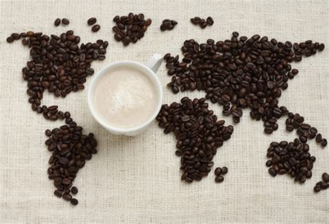 Coffees From Around The World by Coffee All The World