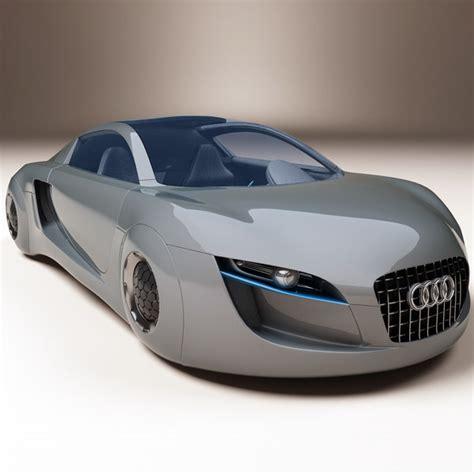 audi rsq concept car concept car audi rsq 3d model