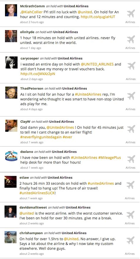 united airlines in yet another customer service valuable lessons from united airlines customer service