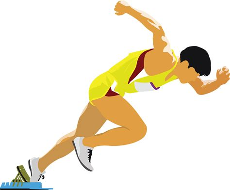Clip art people running people running images clipart image 11877
