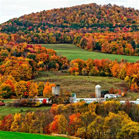 best places to see fall colors 15 best places to see fall colors in the u s family