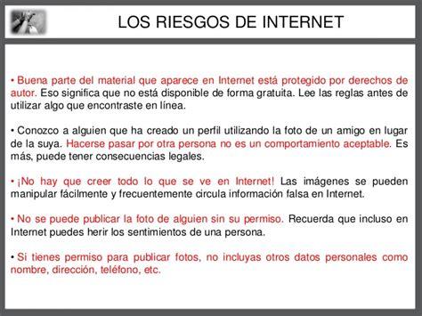 los peligro del deleite los riesgos del internet