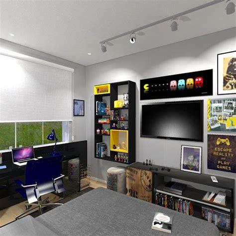 quarto gamer 60 ideias e dicas incr 237 veis para decorar