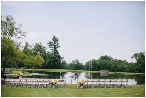 backyard wedding in ohio the budget savvy
