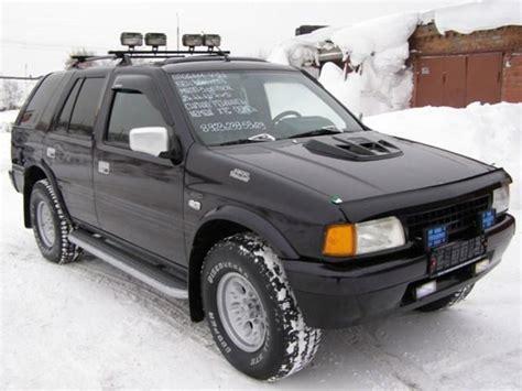 Used 1993 Opel Frontera Photos