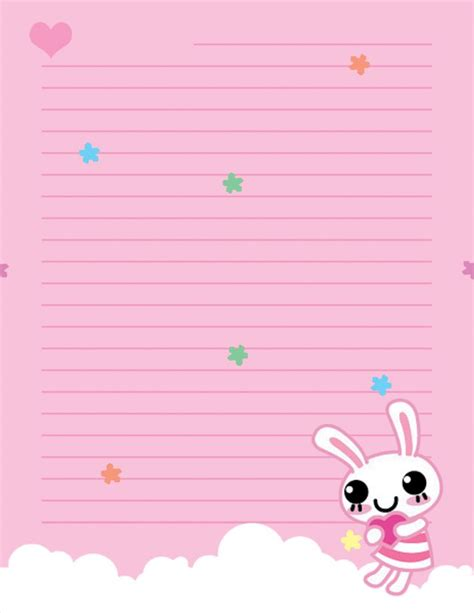 printable lined paper for bills free printable writing paper free stationery templates