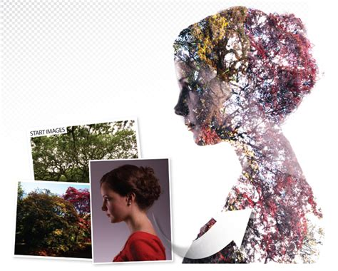 double exposure tutorial on photoshop double exposure portraits a simple tutorial for making